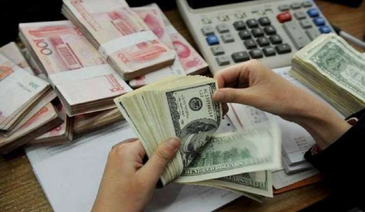 India's foreign exchange reserves touch record USD 461.16