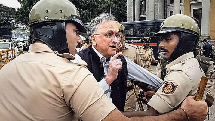 Karnataka court pulls up Bengaluru police for ban order