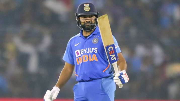 Rohit Sharma finished 2019 as highest run-getter in ODIs