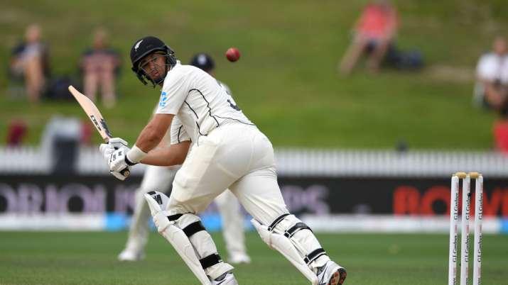 Ross Taylor becomes second New Zealand batsman to score 7000 Test runs