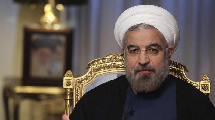 India Tv - Rouhani