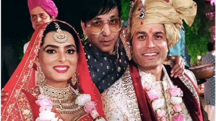 Ruhi Chaturvedi gets hitched to Shivendraa