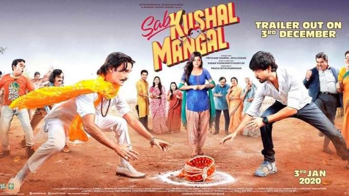 Sab Kushal Mangal Trailer Out