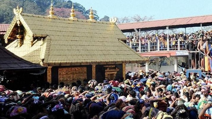 Rush at Sabarimala continues, income touches over Rs 69 crore