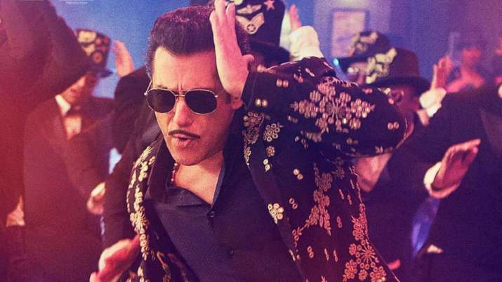 Salman Khan gives sneak peek into Dabangg 3 song Munna Badnaam Hua