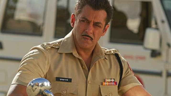 Salman Khan's Dabangg 3 crosses Rs 100 crore mark at the box office in five days