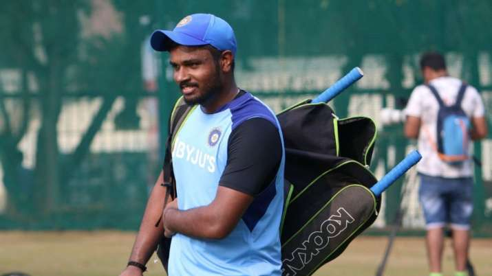 File image of Sanju Samson