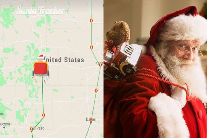 Christmas 2021 Santa Tracker The Story Of Google S Santa Tracker Is Lesson For All You Entrepreneurs Must Read Business News India Tv