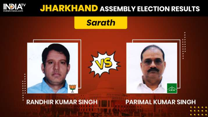 Sarath Constituency Result, Sarath result, jharkhand assembly election result 2019,