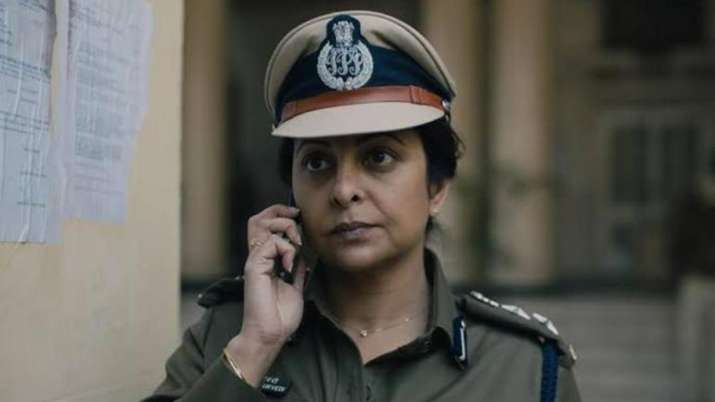 Shefali Shah feels 'Delhi Crime' harnessed strength of being able to catch culprits, not pain