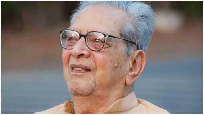 Veteran actor Shriram Lagoo dies in Pune at 92