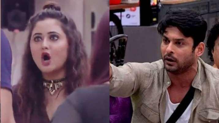 Sidharth Shukla-Rashami Desai ugly fight over 'chai'