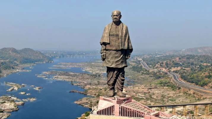 Statue of Unity gets more visitors than Statue of Liberty