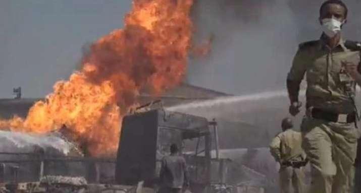 Six Indians killed in blast in ceramic factory in Sudan