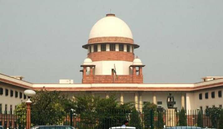 A file photo of the Supreme Court