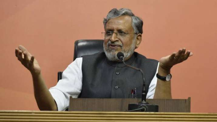 Sushil Modi replaces Sitharaman as head of GoM on IGST
