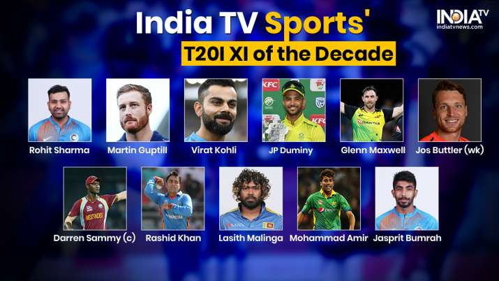 T20I Team of the Decade