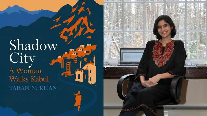 new book 'Shadow City: A Woman Walks Kabul' is a map of memory's landscape