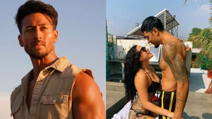 Tiger Shroff's comment on Krishna's sizzling picture with boyfriend Eban Hyams is every brother ever
