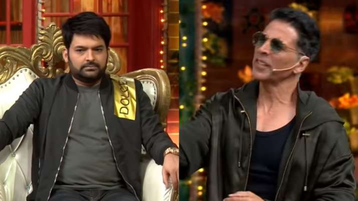Akshay Kumar can't stand Kapil Sharma's happiness during TKSS. Know why