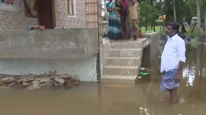 Rains lash many parts of Tamil Nadu, more forecast; five dead in city