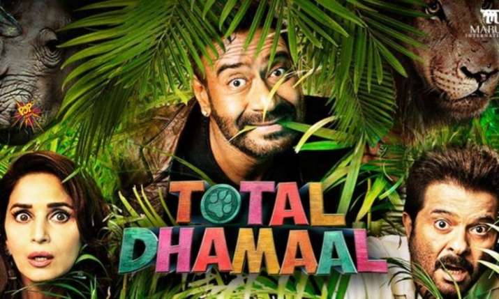 India Tv - Total Dhamaal