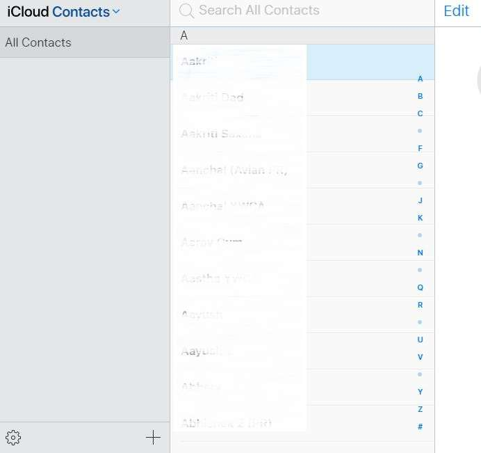 India Tv - Transfer contacts from iOS to Android (iCloud)