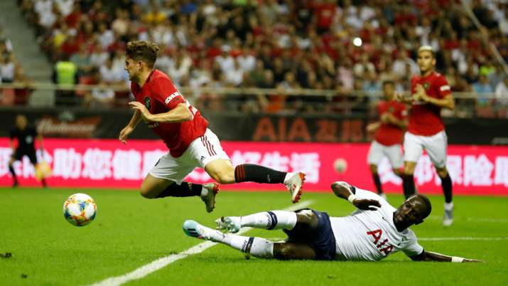 Manchester United vs Tottenham Hotspur Live Streaming, Premier League: MAN Utd vs Spurs live match o