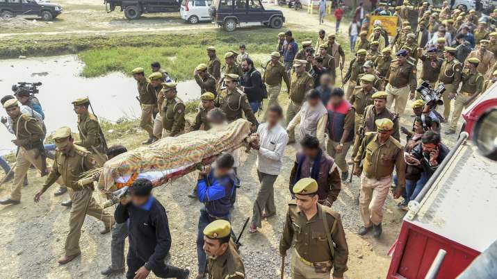 Unnao rape victim's family objects to admin cementing her