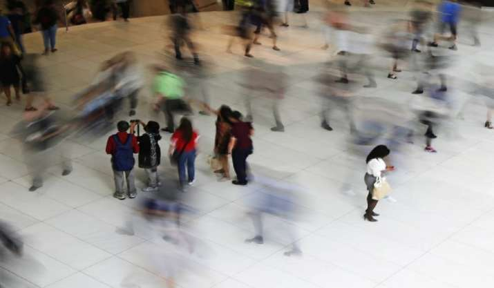 With births down, U.S. had slowest growth rate in a century