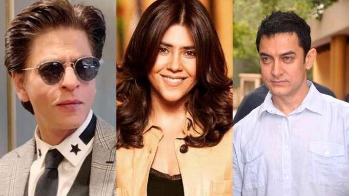 Shah Rukh Khan, Aamir and Ekta Kapoor among Variety's 500 Most Important People