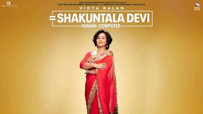 Latest News Vidya Balan, Sanya Malhotra's Shakuntala Devi biopic to release on May 8, 2020, In the f