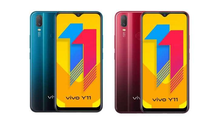vivo,vivo y11 2019,vivo y11 2019 specifications,vivo y11 2019 price in india, india launch, launch d