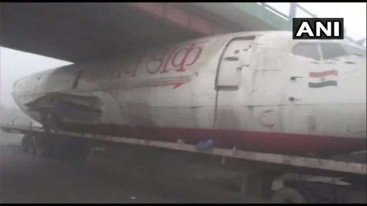 India Tv - Bengal plane
