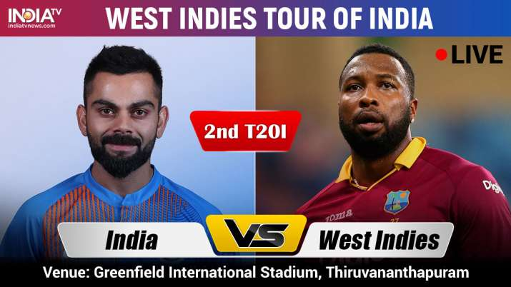 India vs West Indies Live Streaming, 2nd T20I: Watch IND vs WI Live cricket match online on Hotstar