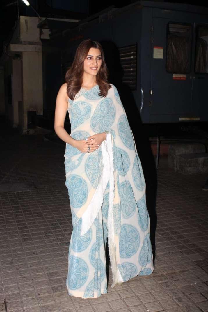India Tv - Kriti Sanon