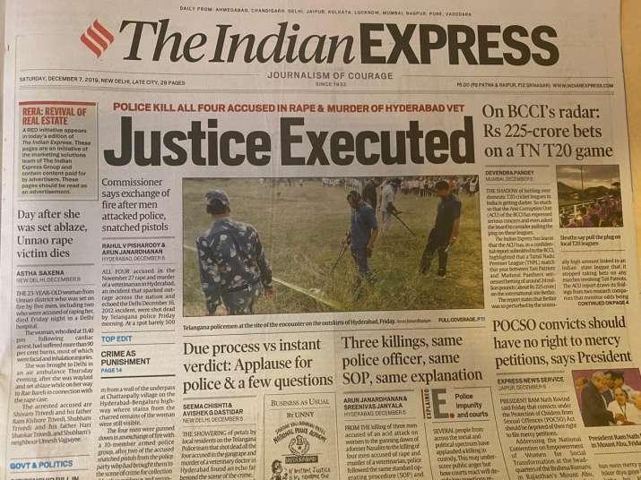 India Tv - The Indian Express