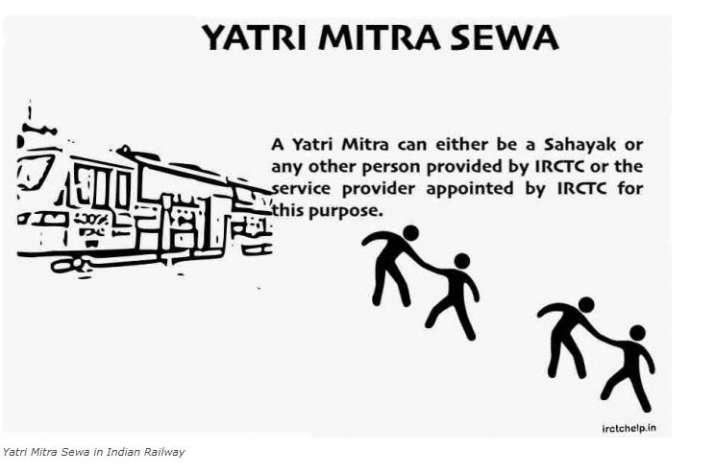 India Tv - Yatri Mitra Sewa facilities booking irctc details