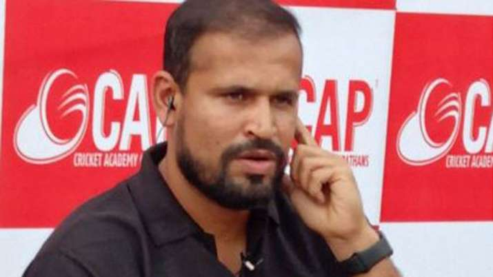 Yusuf Pathan inaugurates Cricket Academy Of Pathans (CAP) in Lucknow