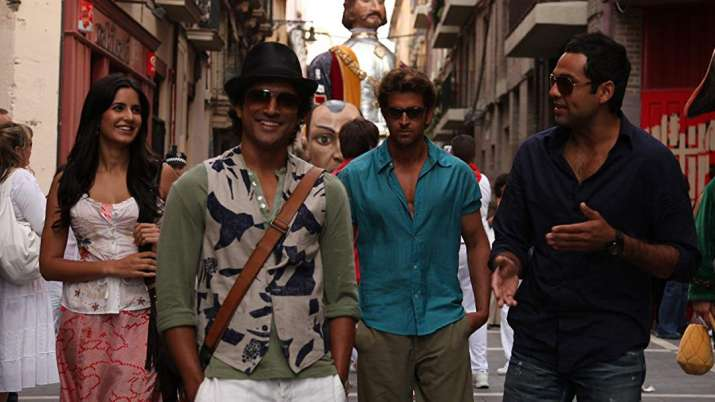 India Tv - A still from 'Zindagi Milegi Na Dobara'