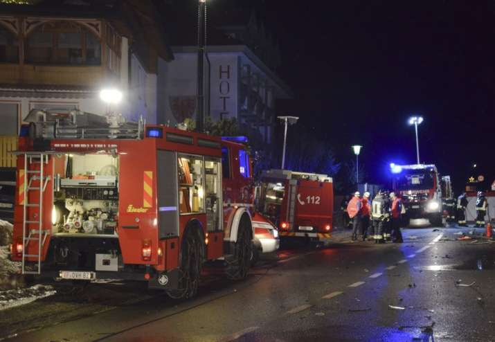 Drunk driver kills 6 German tourists in Italy