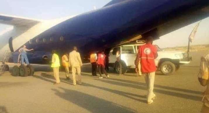 18 killed in military plane crash in Sudan's West Darfur