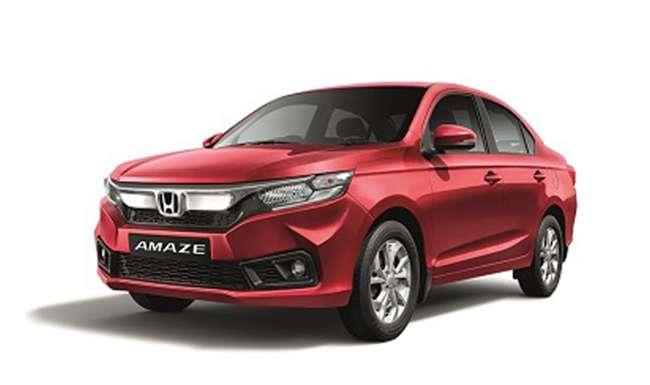 Honda amaze discount