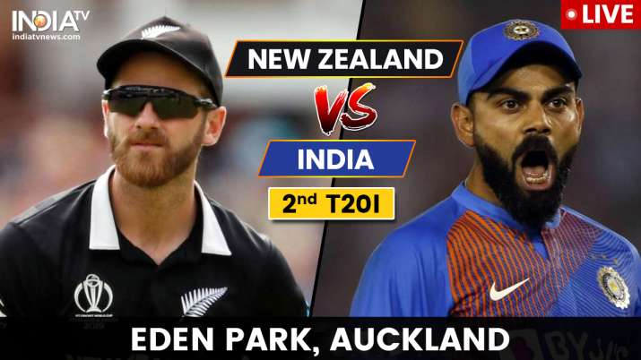 India vs New Zealand, 2nd T20I: Watch IND vs NZ live match online on Hotstar