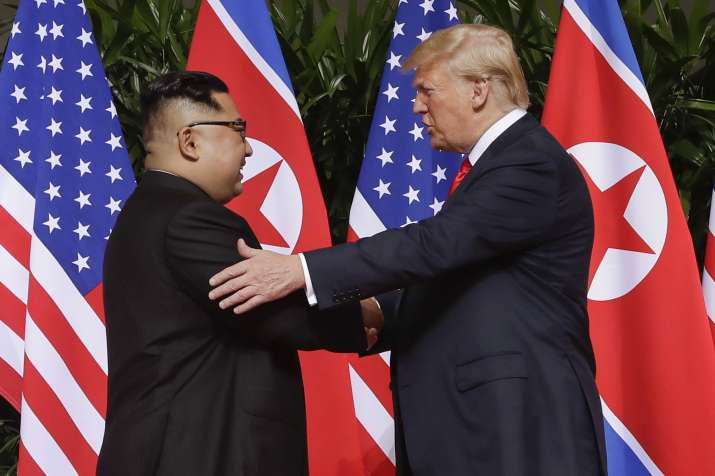 Donald Trump sends birthday wishes to Kim Jong-Un, in return, North Korea says 'don't expect talks'