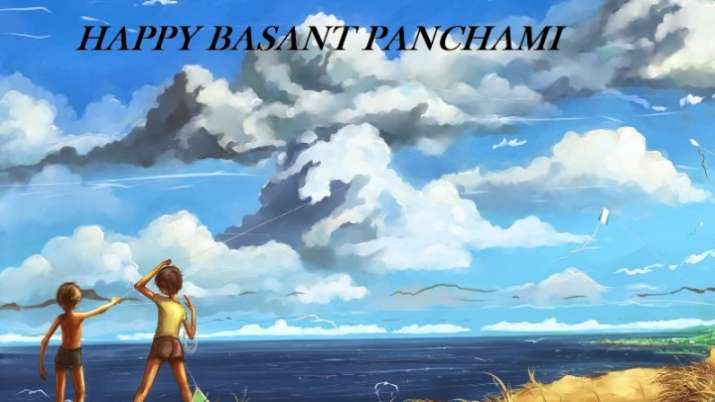 India Tv - Happy Vasant Panchami 2020: WhatsApp messages, SMSes, Facebook greetings, status and HD images