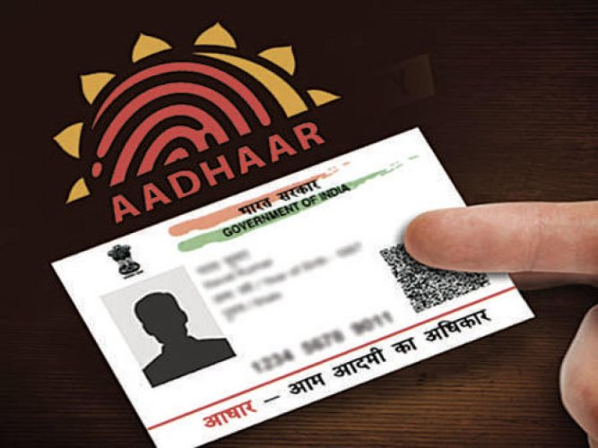 Bill likely in Budget session to allow EC link Aadhaar with