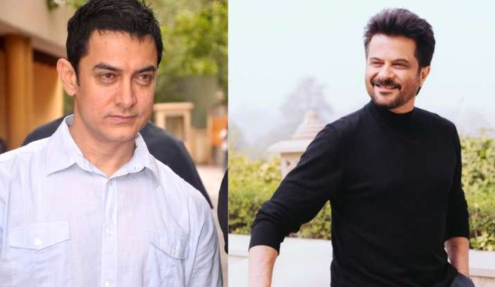 Aamir Khan, Anil Kapoor