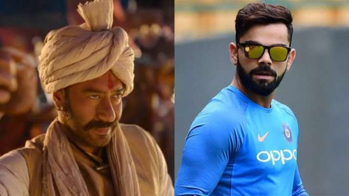 Ajay Devgn Calls Virat Kohli The Tanhaji Of Indian Cricket