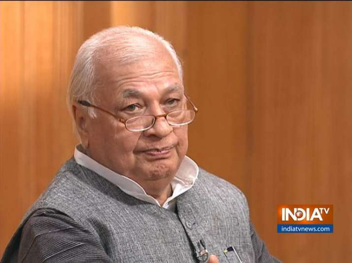 Kerala Governor Arif Mohammed Khan on Aap Ki Adalat: Catch full interview at 10 pm tonight on India